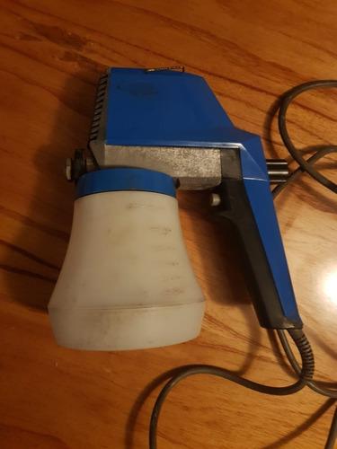 Pistola Pintura Para Pulverizar Eléctrica - Impecable!!!!