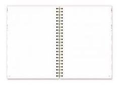3 Cuadernos Libreta Espiral  Oferta Al Precio Publicado