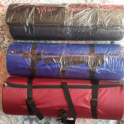 Colchoneta Ejercicio Transportar Camping Paseos Térmica Lava