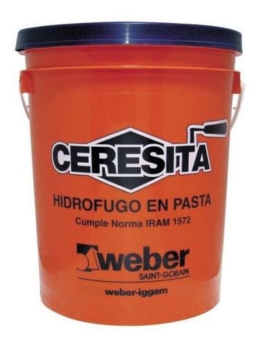 Hidrofugo Ceresita X 10 Kg - Weber Iggam
