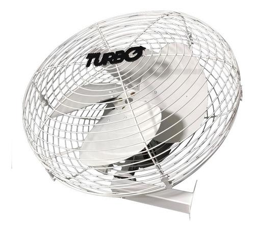 Ventilador Turbo Tufão Industrial Silencioso De Parede