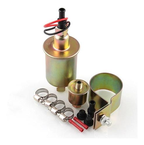 Bomba O Pila Gasolina Universal Externa 8012