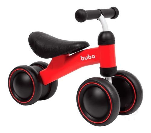 Bicicleta Andador Sem Pedal Infantil Equilíbrio Buba Oferta!