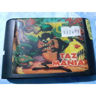 Cartuchos Juegos Sega Genesis Varios Títulos