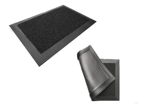 Alfombra Sanitizante 40x60 Para Antibacterial Limpia Calzado