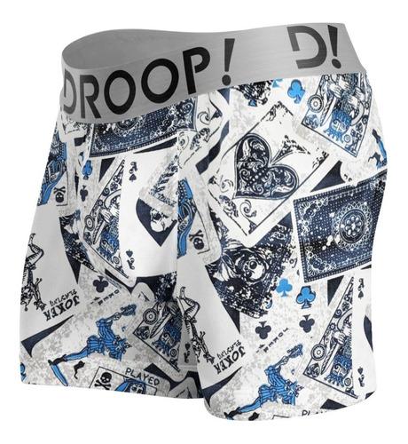 Kit 10 Cuecas Boxer Droop! - Masculina Top!