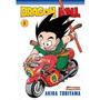 Mangá Dragon Ball Vol 5