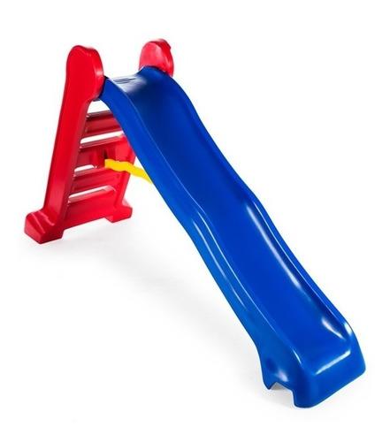 Escorregador Infantil Grande 4 Degraus -- Frete Grátis --