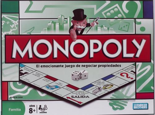 Monopoly / Monopolio Popular