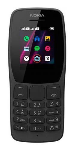 Celular Nokia 110 - Rádio Fm - Nk006x [reembalado]