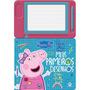 Livro Lousa Peppa Pig Meus Primeiros Desenhos