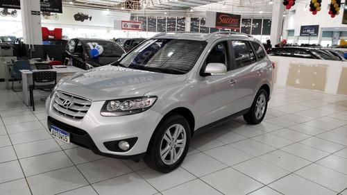 Hyundai Santa Fe 2011 3.5 7l 4wd Aut. 5p