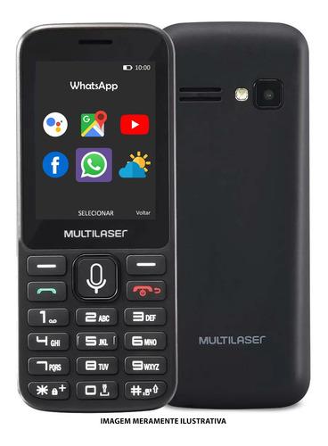 Celular Do Idoso Dual Chip Whatsapp Facebook Teclas Grandes