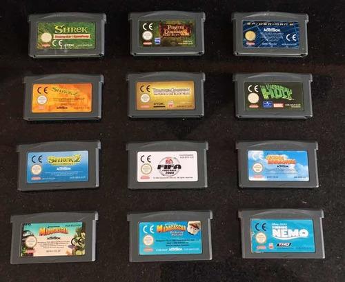 Juegos Game Boy Advance Nintendo