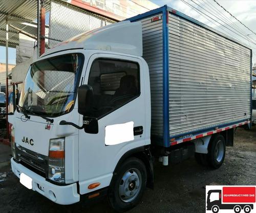 Camion Jac 1040 Furgon Seco 2017