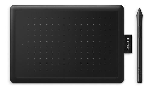 Tableta Gráfica Wacom One Small Black Y Red