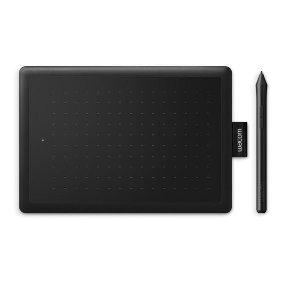 Tableta gráfica Wacom One Small Black/Red