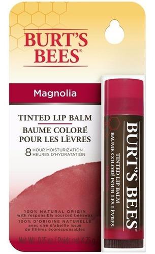 Bálsamo Labial Con Color Magnolia, Burt's Bees