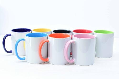 36 Mugs Color Interno Y Oreja