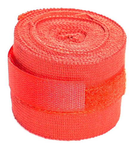 Vendas De Boxeo De 4m! Varios Colores! Con Dedo Y Velcro
