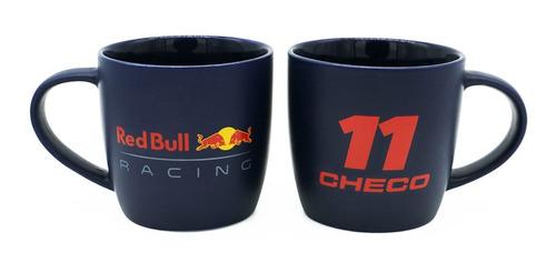 Taza Checo Perez Red Bull Racing Formula Uno F1 2021