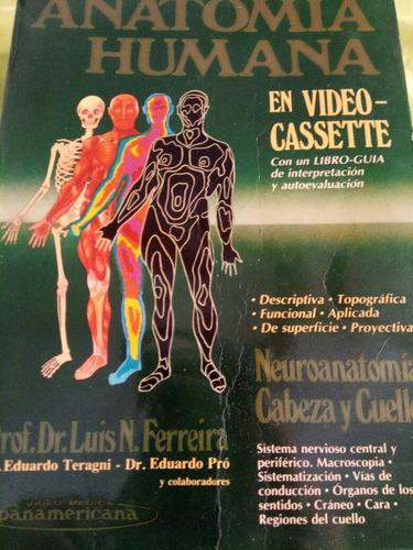 Neuroanatomia Cabeza Cuello Dvd Dr. Pro . Se Retira Hoy!!