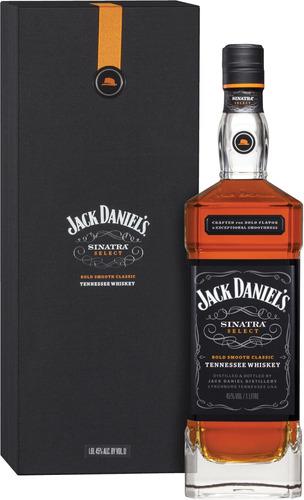 Whisky Jack Daniel's Sinatra Select Botella 1 L
