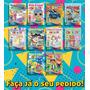 Kit 50 Revistas Infantil De Colorir E Atividades
