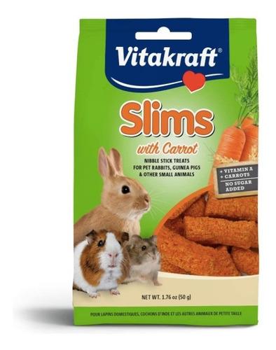 Snacks Vitakraft  Para Conejos Co - Unidad a $24000