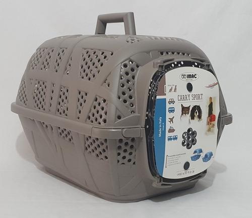 Kennel Transportador  48.5 X 34 X 32  Para Perro  Gato