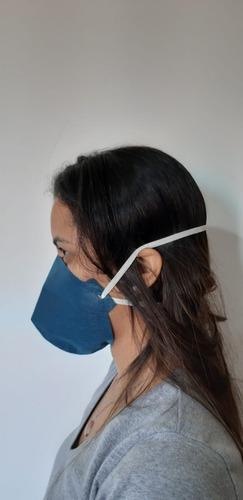 Kit 100 Máscara Respiratoria Proteção Pff2 N95 Reutilizável
