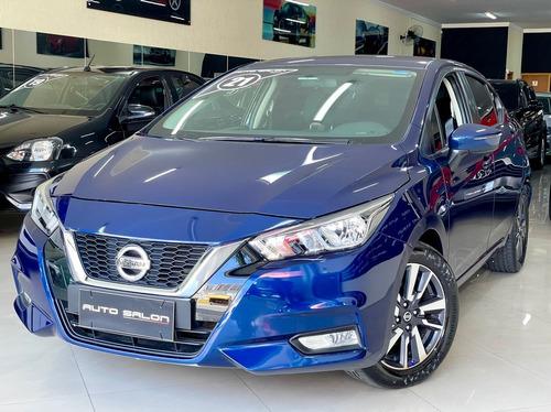 Nissan Versa 1.6 16v Advance 2021