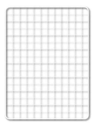 Memory Board Grade De Fotos Com Prendedores 45x65 (branco)