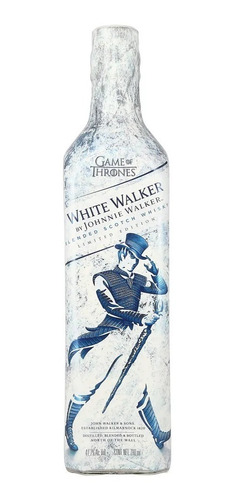 Whisky Johnnie Walker White Got X 1 Litro Liniers Nordelta