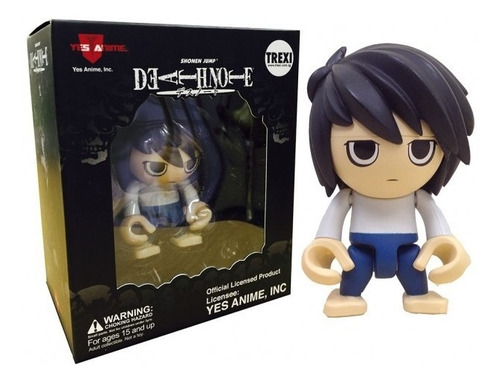 Yes Anime - Death Note Anime Trexi Figure - L