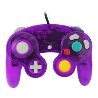 Joystick Compatible Con Nintendo Wii Gamecube Para Juegos