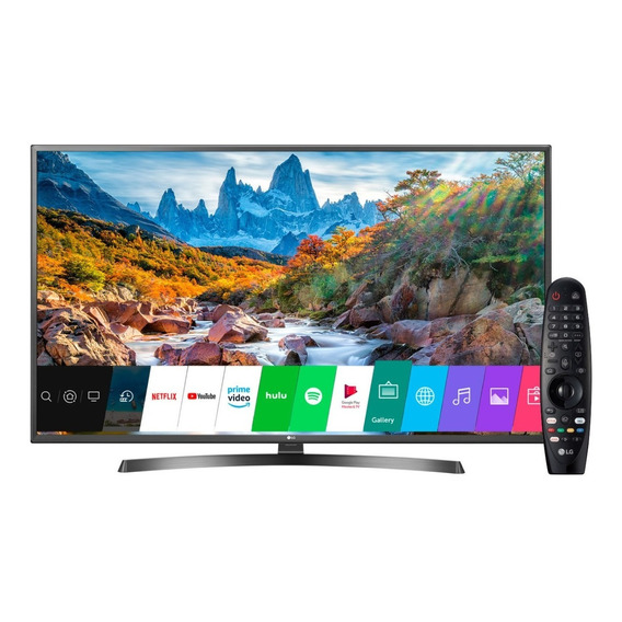 Smart Tv 60 4k LG 60um7270psa Ultra Hd Magic Remote Cuotas