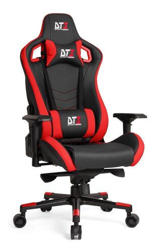 Cadeira Gamer Dt3 Sports Onix Diamond Red - 10593-8