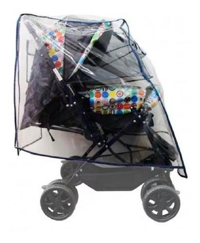 Forro Protector Plástico Para Coches De Bebé Con Cremallera