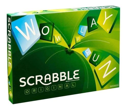 Juego De Mesa Scrabble Original Mattel