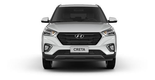 Hyundai Creta 2.0 At Prestige 2021/2021  Branca