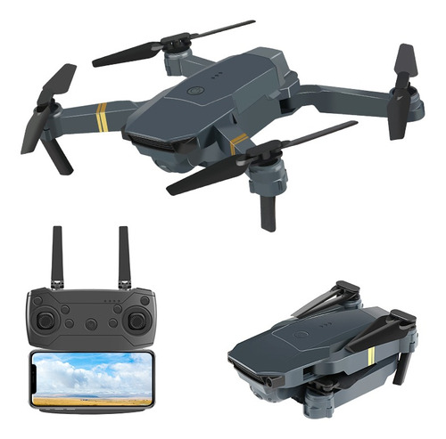 S70 Pro Dobrável Mini Rc Zangão 4k Hd Câmera Wifi