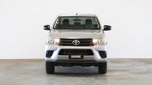 Toyota Hilux 2.4 Cd Dx 150cv 4x2 - 147227 - C(p)