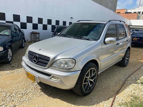 Mercedes-benz Ml 2004 3.7