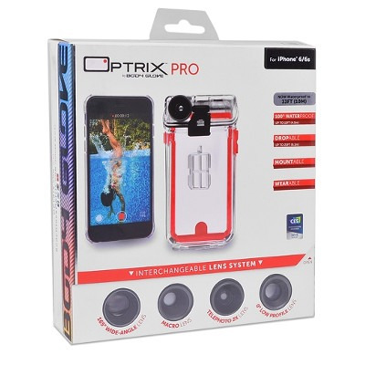 Carcasa Impermeable Optrix Para iPhone 6/6s/7/8