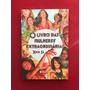 Livro O Livro Das Mulheres Extraordinárias Seminovo