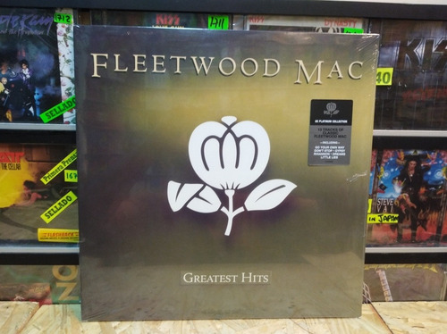 Feetwood Mac Greatest Hits Platinum Lpeuropa (central Vinilo