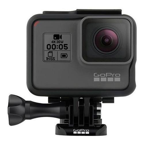 Câmera Gopro Hero 5 Black Edition 4k C/acessórios - Nova