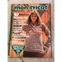 Revista Mon Tricot 19 Tricô E Crochê Pulôvers Casaco E344