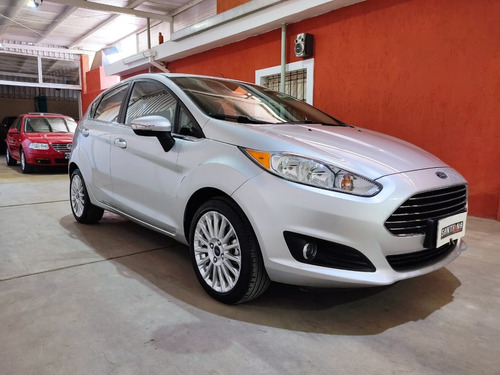 Ford Fiesta Kinetic 1.6 Titanium 38.000km